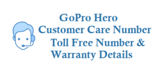 GoPro Customer Care Number Toll Free Number Warranty Details