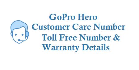 GoPro Customer Care Number Toll Free Number Warranty Details 0008001009542 or 0008001009541