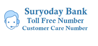 Suryoday Small Finance Bank Toll Free Number Customer Care Number