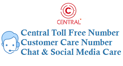 Central Toll Free Number 18002107777 Customer Care Number Chat and Social Media